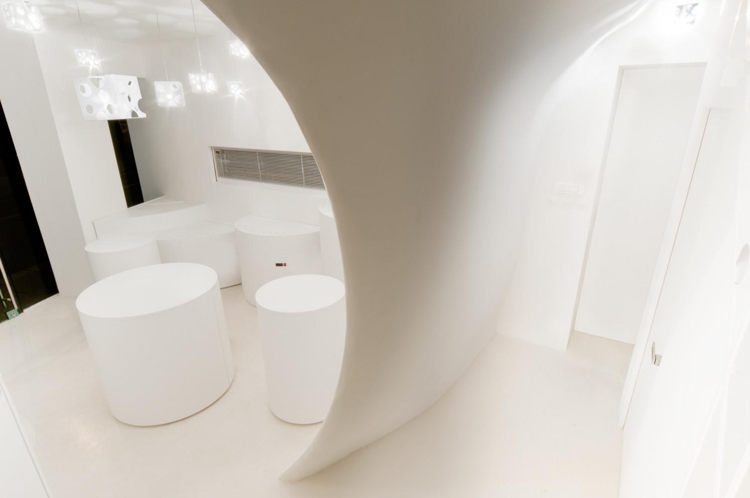 Salon du Fromage / Kotaro Horiuchi Architecture, Courtesy of Kotaro Horiuchi Architecture