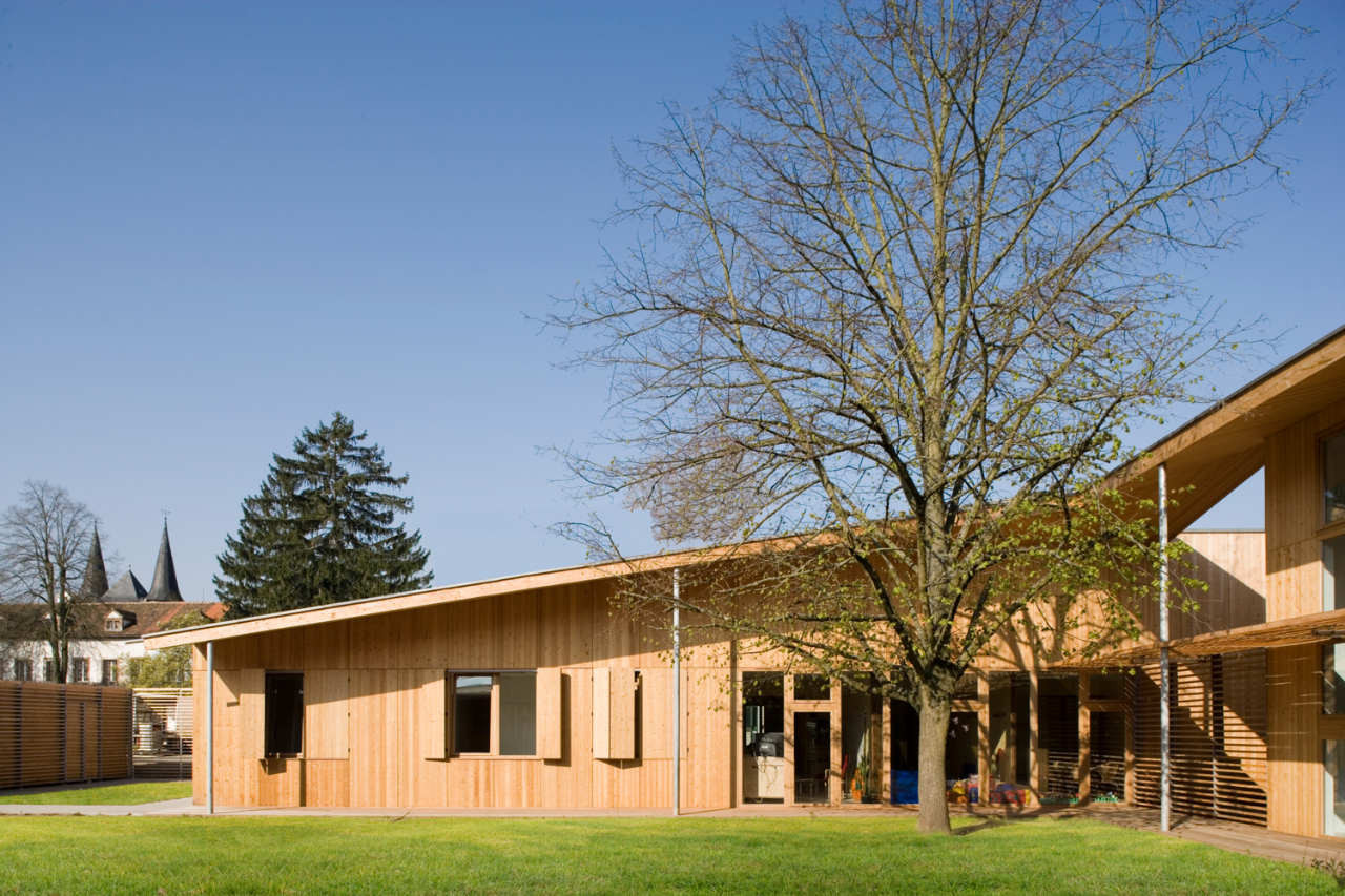 Mother and Baby Care Center / Atelier Zündel & Cristea, © Atelier Zündel & Cristea