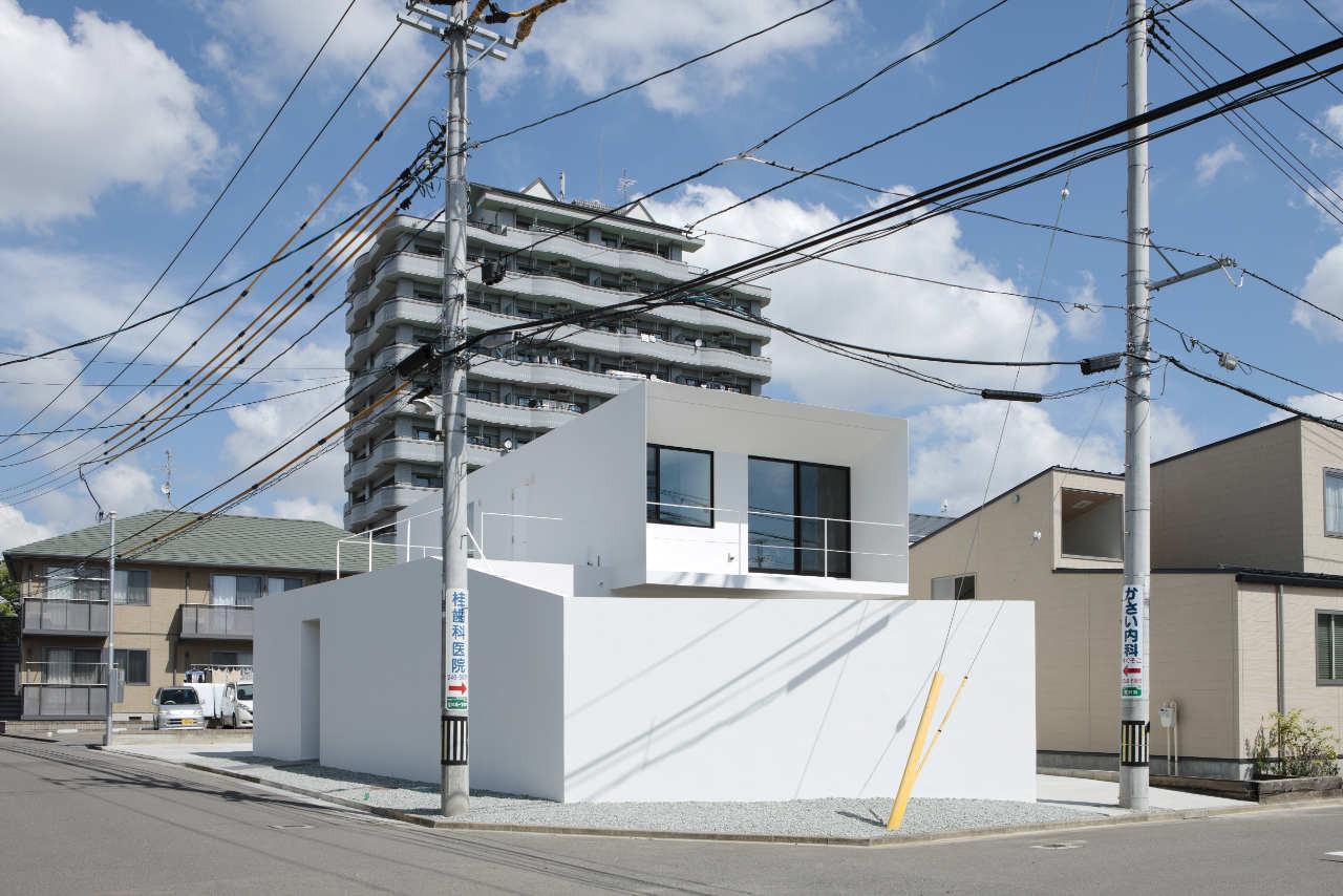 Edge / Apollo Architects & Associates, © Masao Nishikawa