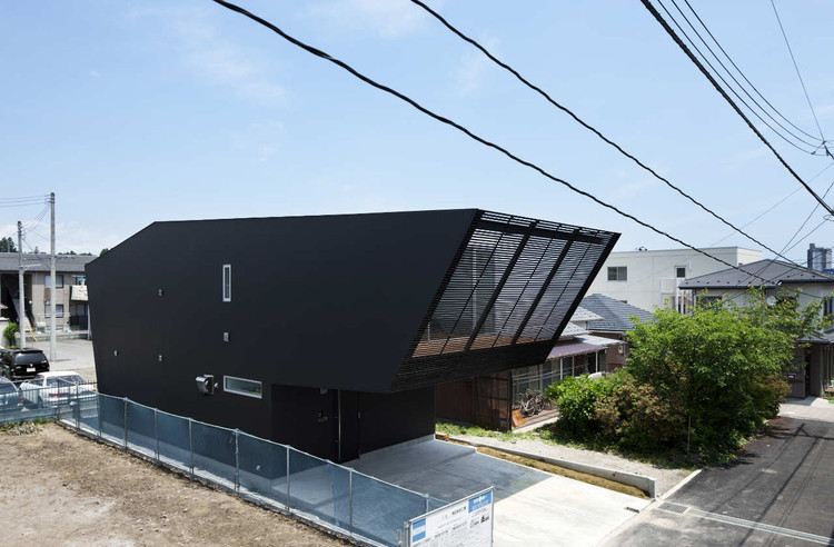 Lift / APOLLO Architects & Associates, © Masao Nishikawa