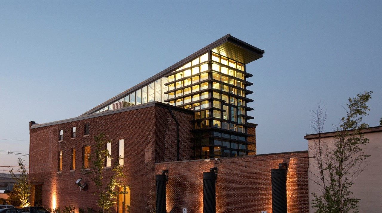 The Green Building Fer Studio Archdaily