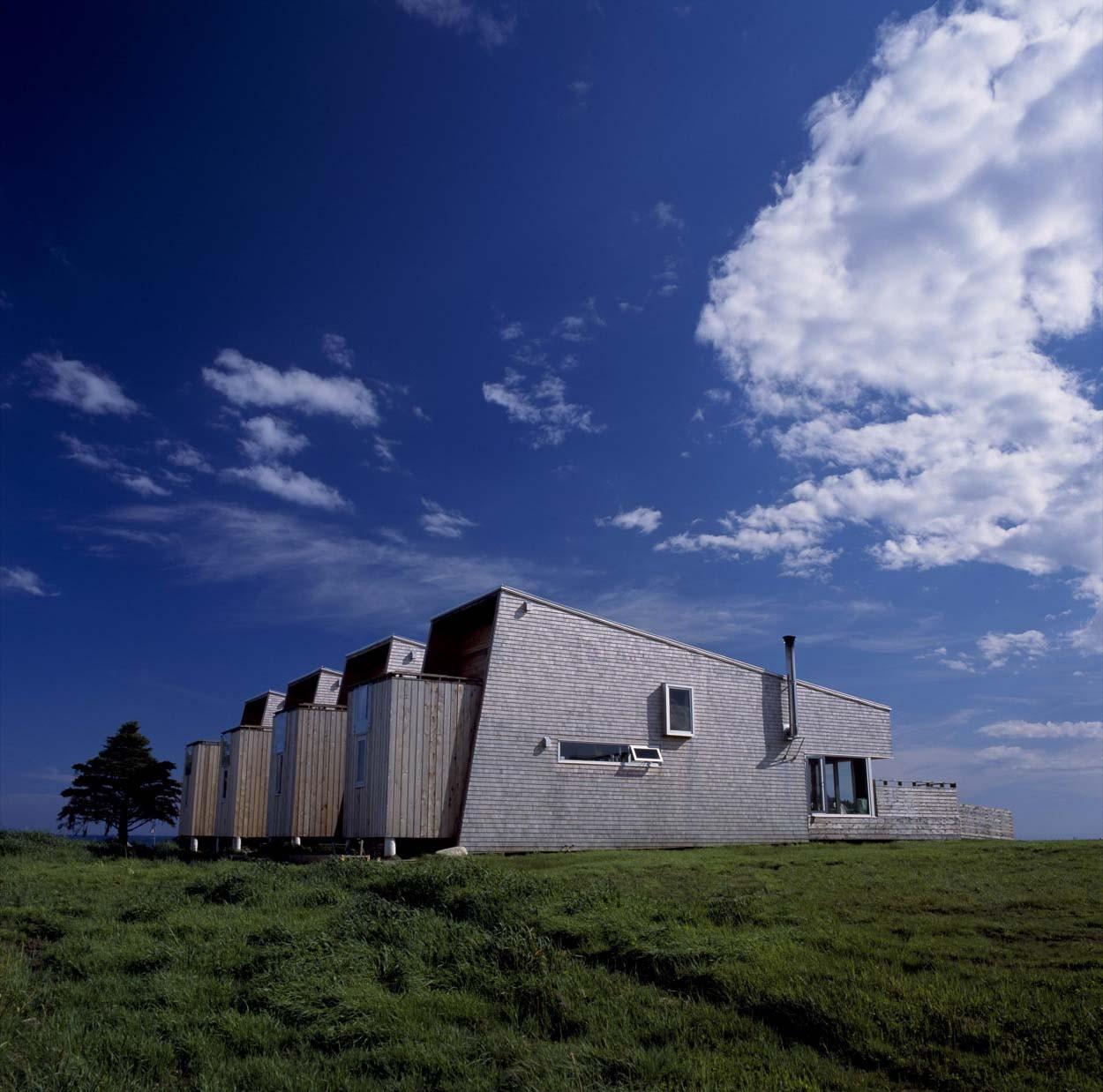 Ghost 7 / MacKay-Lyons Sweetapple Architects, © James Steeves
