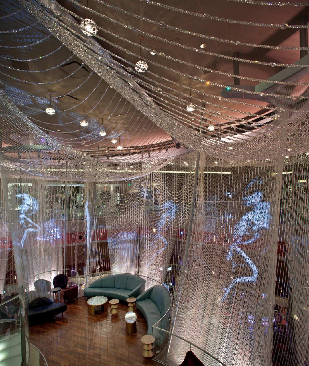 Gallery Of The Cosmopolitan Of Las Vegas Interior
