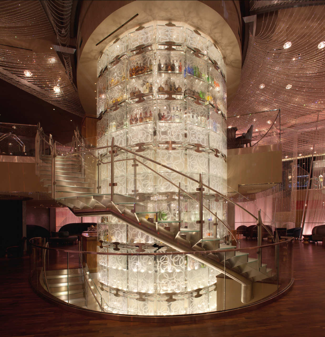 Restaurant And Bar Design: Gallery Of The Cosmopolitan Of Las Vegas Interior
