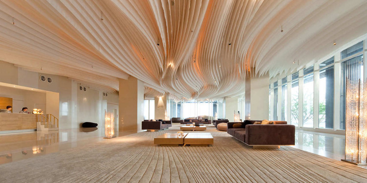 Hilton Pattaya / Department of Architecture, © Wison Tungthunya