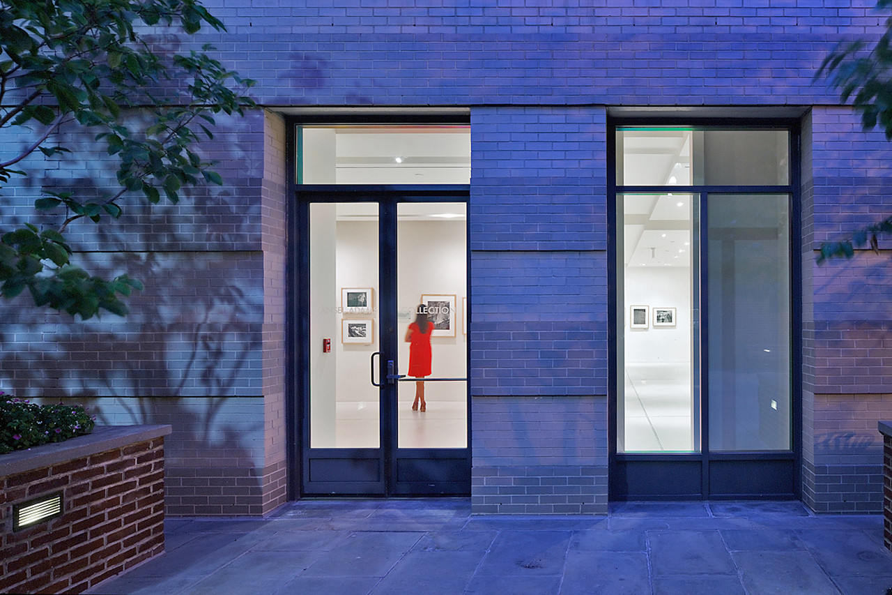 Ansel Adams Gallery / Group Goetz Architects, Courtesy of  group goetz architects
