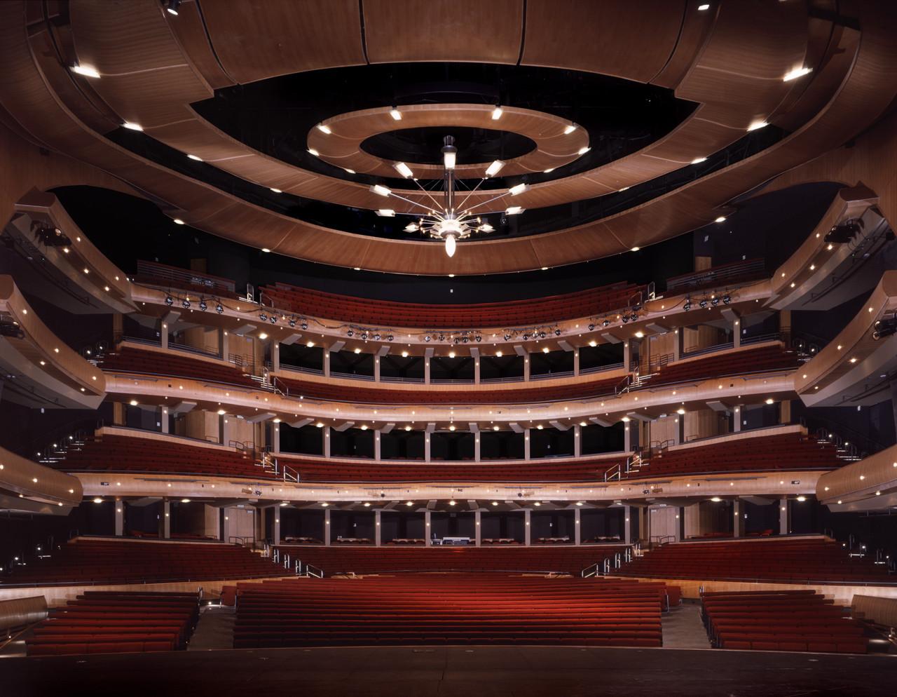 Ellie Caulkins Opera House At The Quigg Newton Auditorium