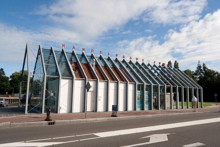 Harbor Pavilion / Van der Jeugd Architecten, © Ruud van der Koelen