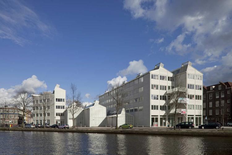 Houtsma Site Live / Work Factory / Architectenbureau Marlies Rohmer, © Luuk Kramer