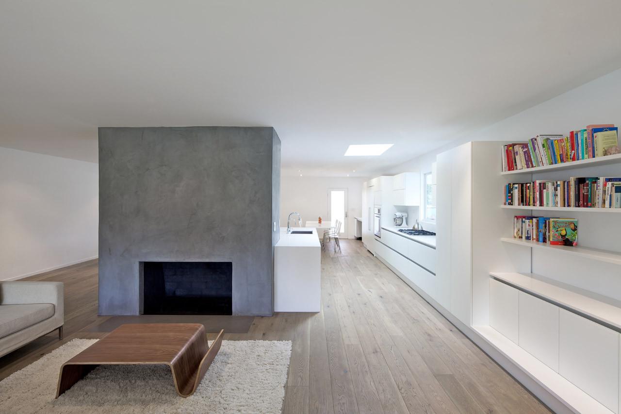 Hayvenhurst House / Dan Brunn Architecture, Courtesy of Dan Brunn