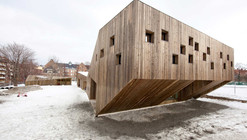 Fagerborg Kindergarden / Reiulf Ramstad Arkitekter
