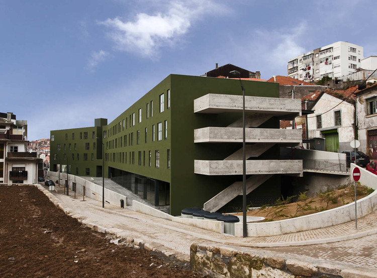 MD Housing / VA Studio, © Alberto Plácido