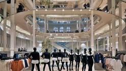Zara Rome / Duccio Grassi Architects