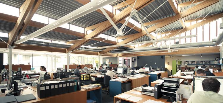 HCMA Vancouver Offices / Hughes Condon Marler Architects, © Hubert Kang