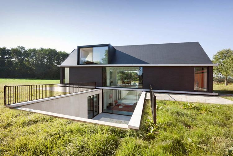 Villa Geldrop / Hofman Dujardin Architects, © Matthijs van Roon Amsterdam