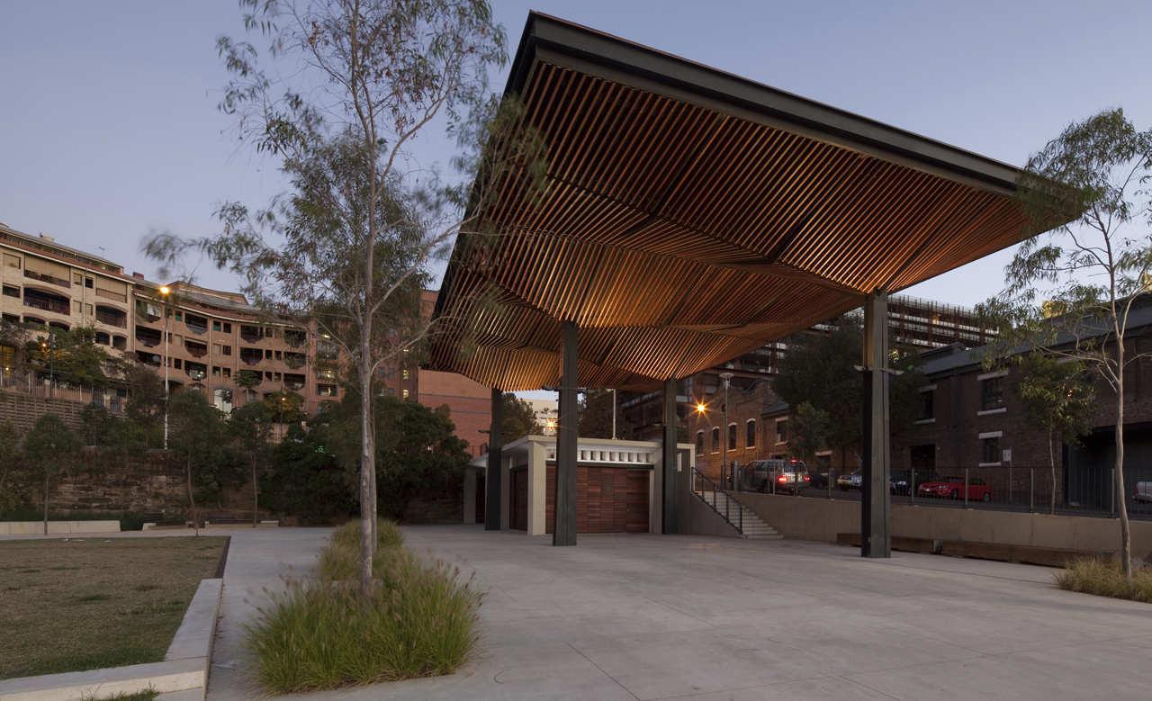 Pirrama Park Hill Thalis Architecture Aspect Studios