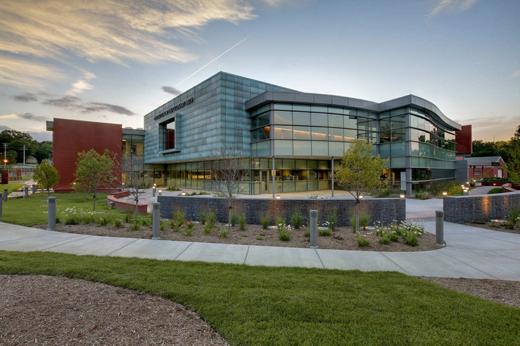 Institute for the Culinary Arts / HDR Architecture, © Jeffrey Jacobs Photography