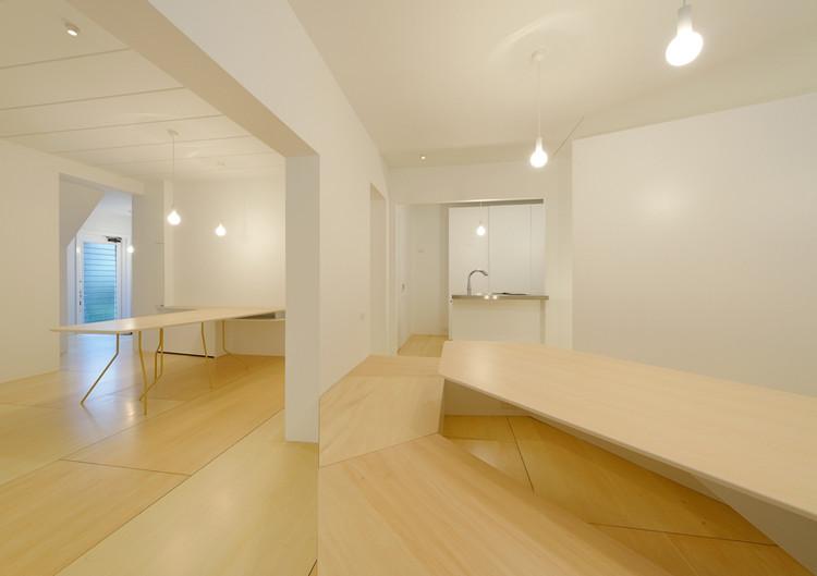 KD House / GENETO, © Yasutake Kondo