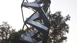 Observation Tower on the River Mur / terrain:loenhart&mayr