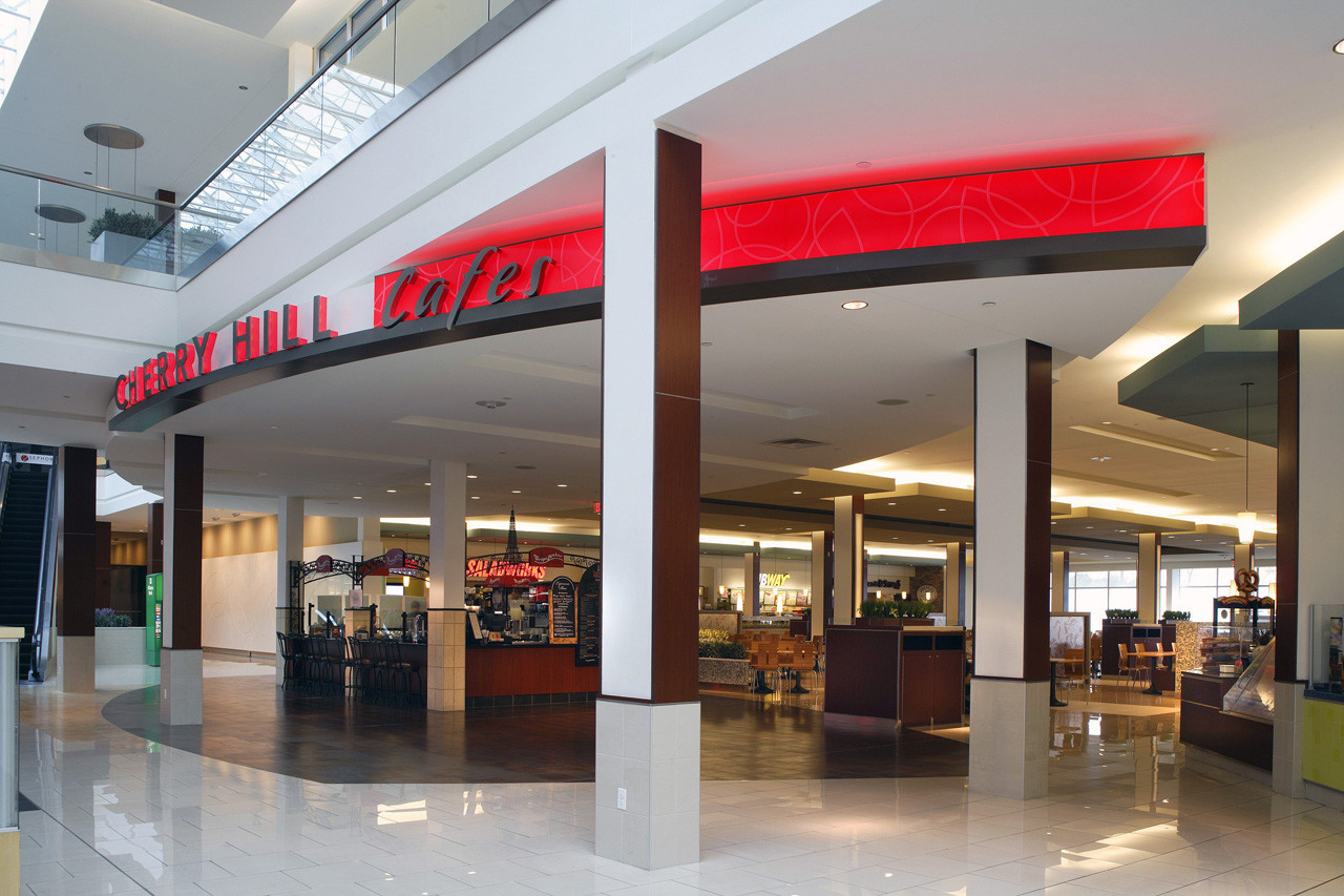 Cherry Hill Mall Food Court