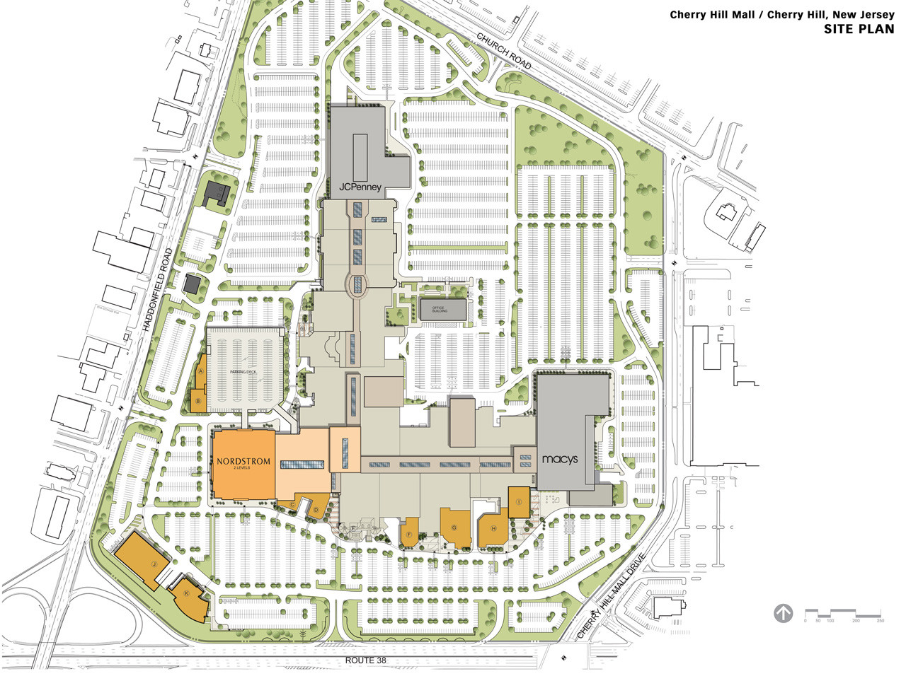 Gallery Of Cherry Hill Mall Renovation And Expansion