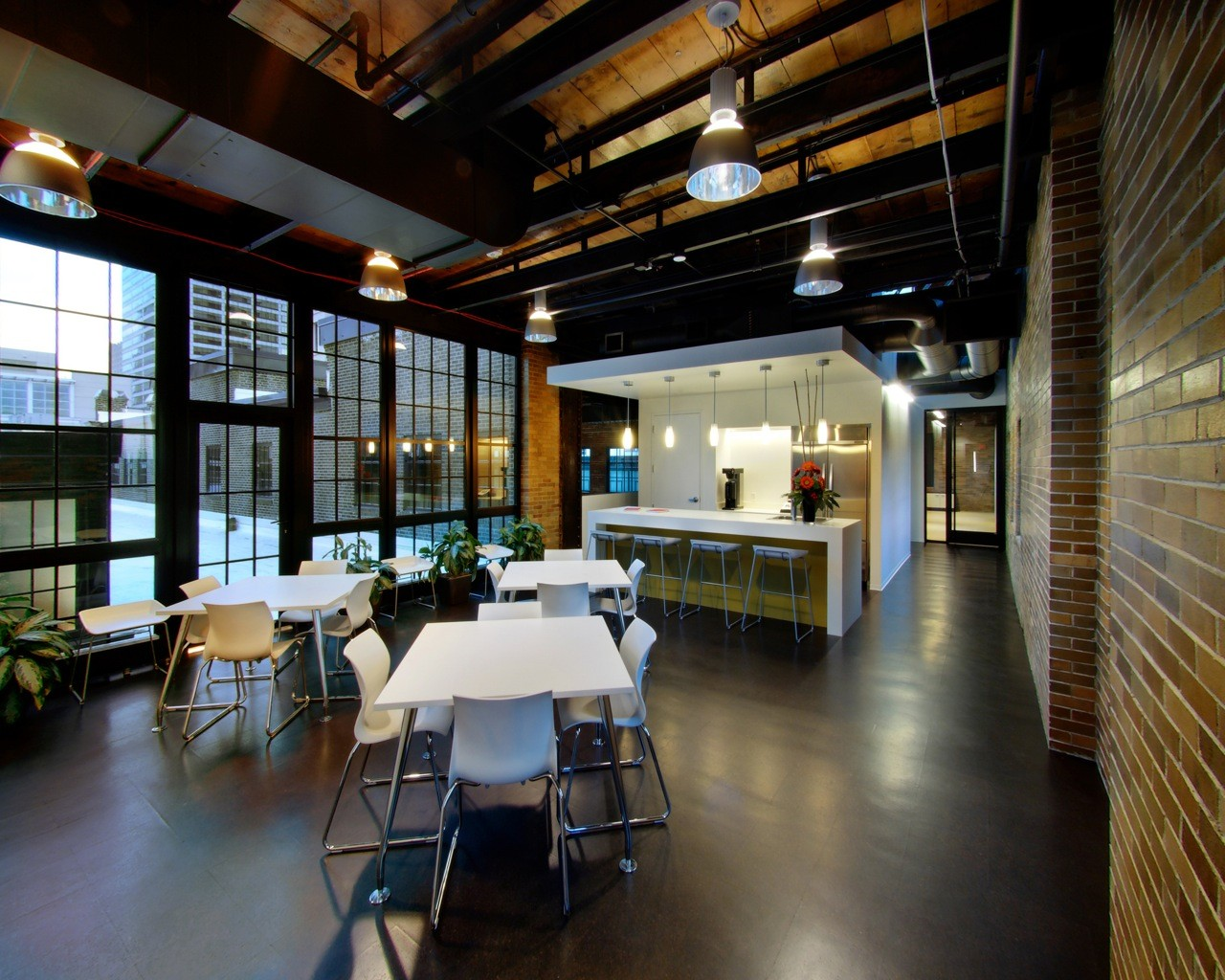 Modern Lunch Room Furniture