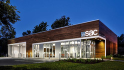 SAC Federal Credit Union / Leo A Daly