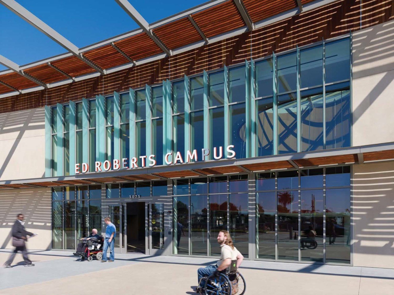 Ed Roberts Campus / LMS Architects, © Tim Griffith