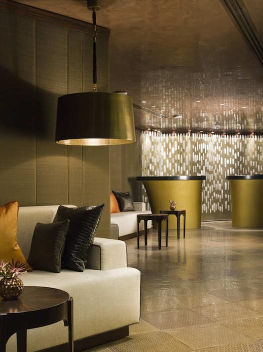 Istanbul Edition Hotel Spa / Hirsch Bedner Associates, © Ken Hayden