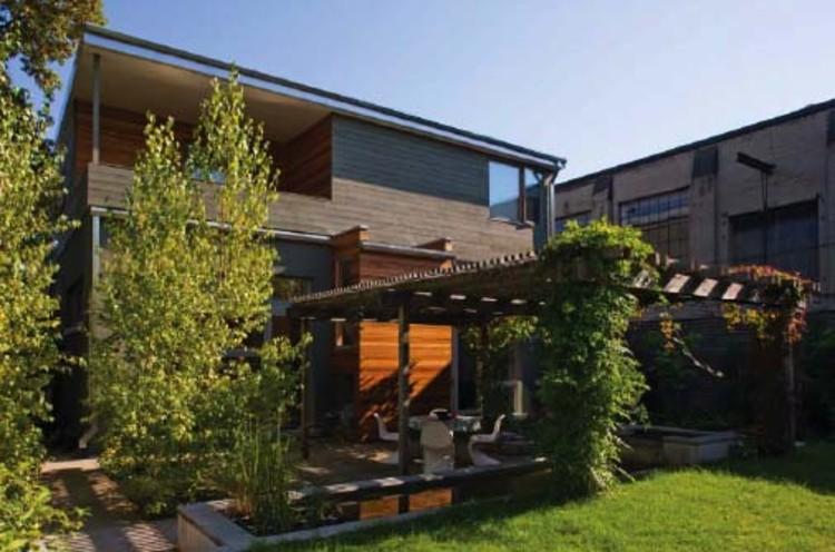 Adams Fleming House / Levitt Goodman Architects, © Ben Rahn / A-Frame