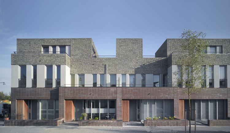 Housing in Leiden / SNITKER/BORST/ARCHITECTEN/, © Roos Aldershoff