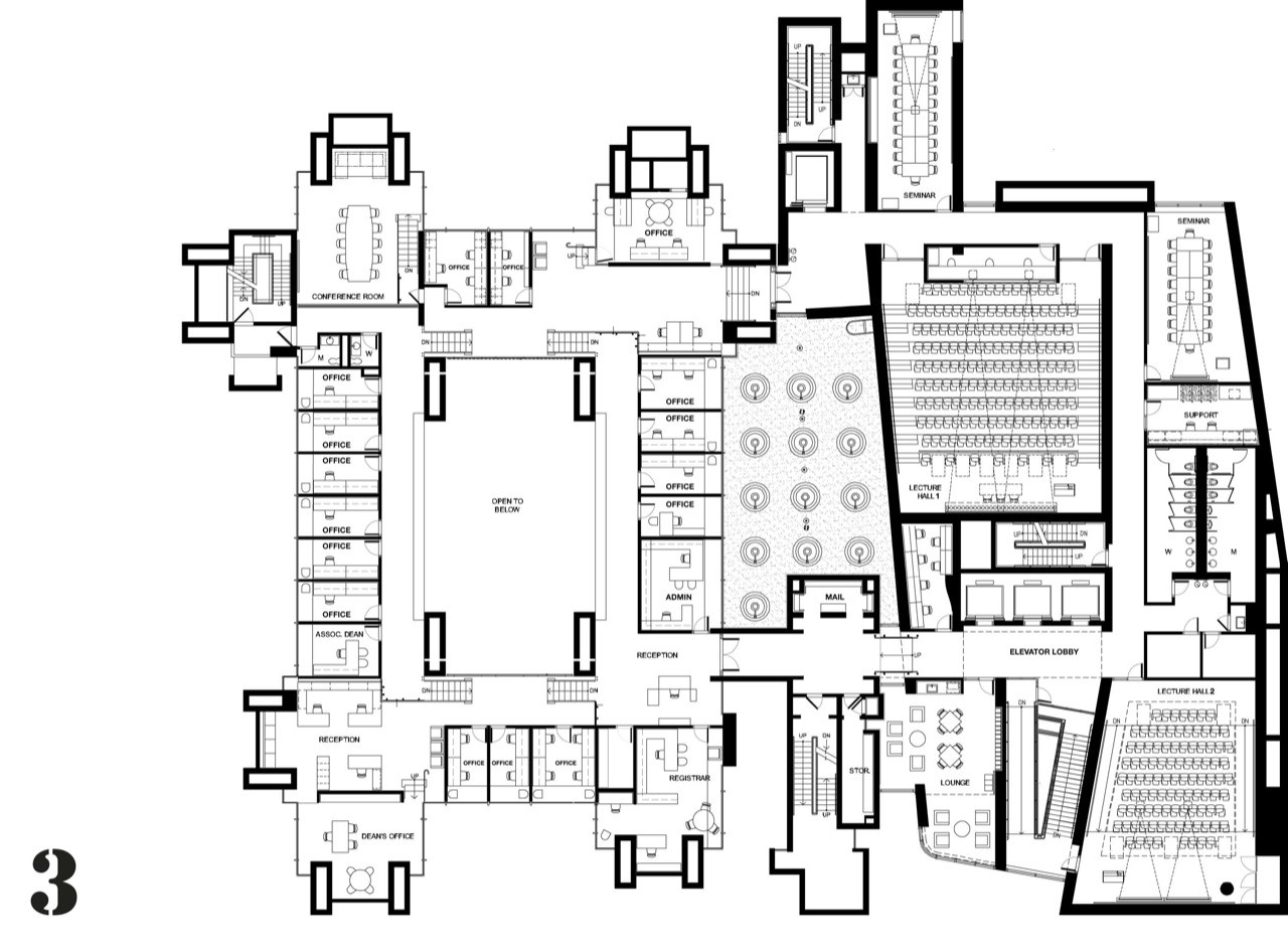 architecture building plan