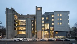 Yale Art + Architecture Building / Gwathmey Siegel & Associates Architects