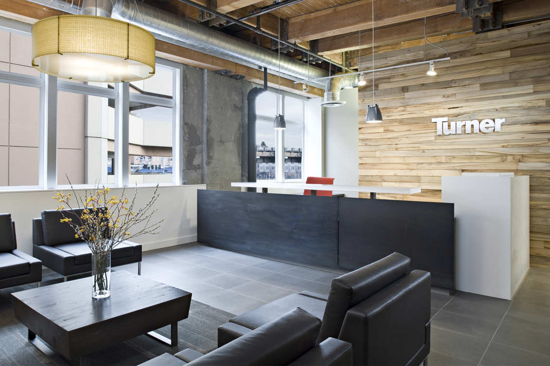 Turner northwest sabarchitects archdaily for A d interior decoration contractor