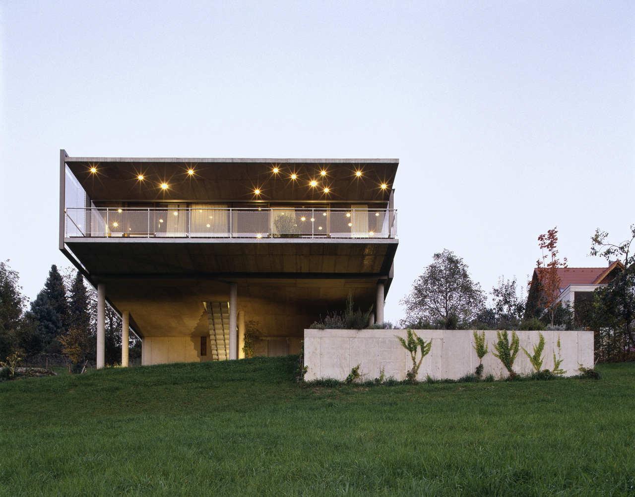 Schmuck House / Gangoly & Kristiner Architekten, © Paul Ott photografiert