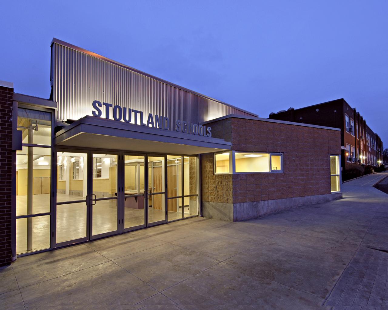 Stoutland School / Dake   Wells Architecture, © Architectural Imageworks