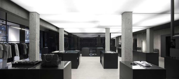 Boutique Michel Brisson / Saucier + Perrotte architectes, © Marc Cramer