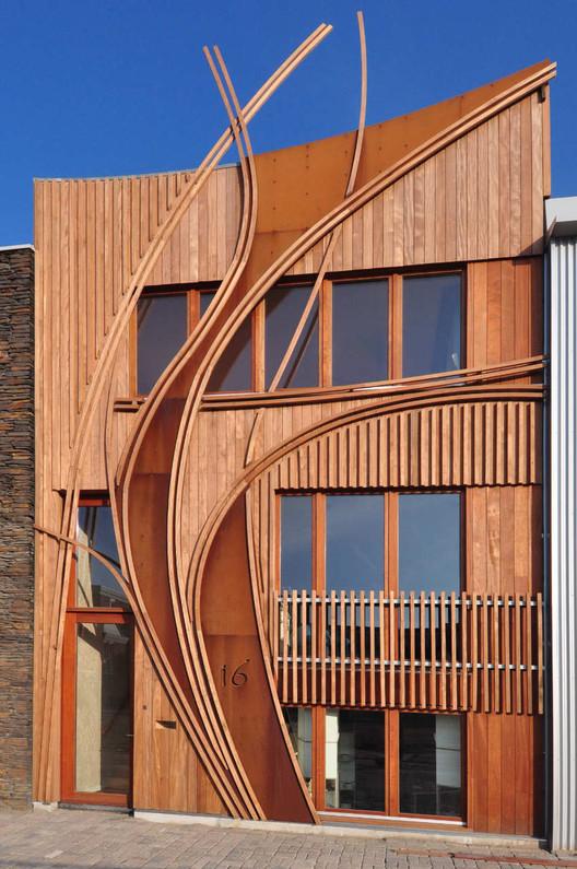 Nieuw Leyden / 24H > architecture, Courtesy of Boris Zeisser 24H