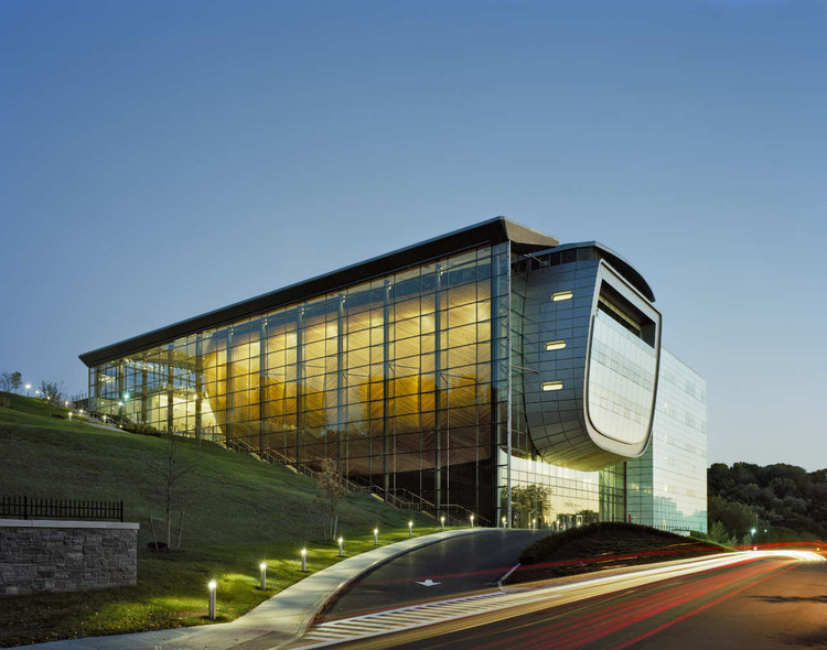 EMPAC / Grimshaw, ©  Paul Rivera