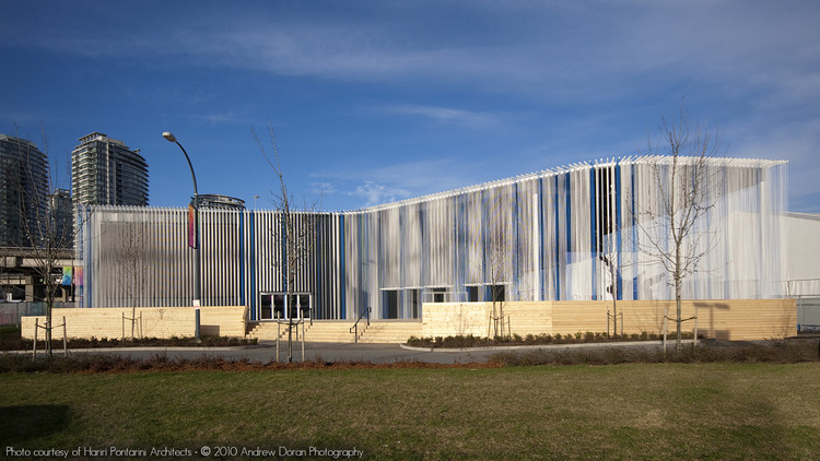 Ontario House for the 2010 Vancouver Winter Olympic Pavilion / Hariri Pontarini Architects, © Andrew Doran Photography