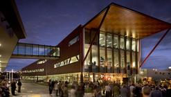 Waitakere Library And UNITEC Facilities / Architectus + Athfield Architects