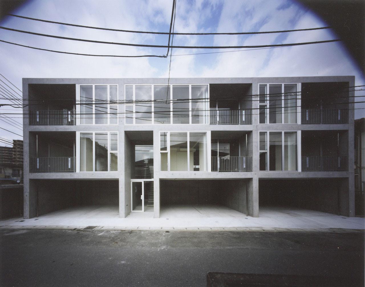 M-Apartment / Soeda and Architects, © Ryota Atarashi