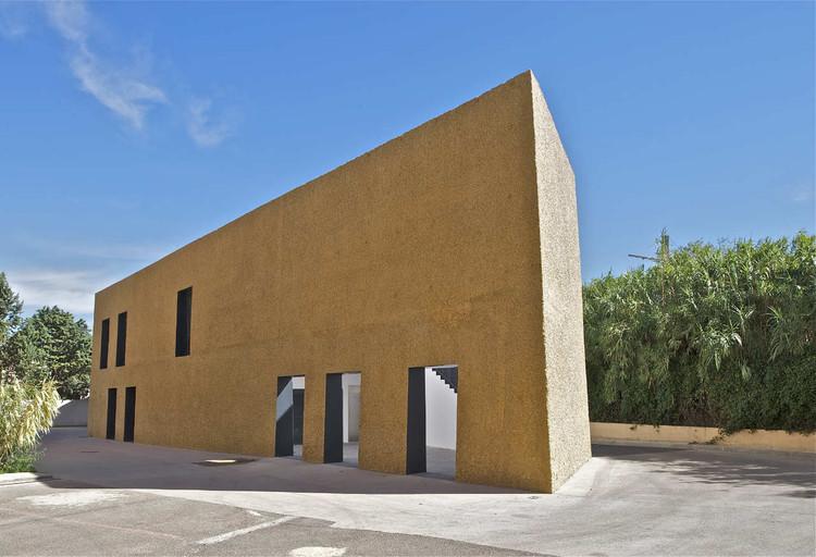 Lycée Alphonse Daudet In Tarascon / Christophe Gulizzi, © Philippe Ruault