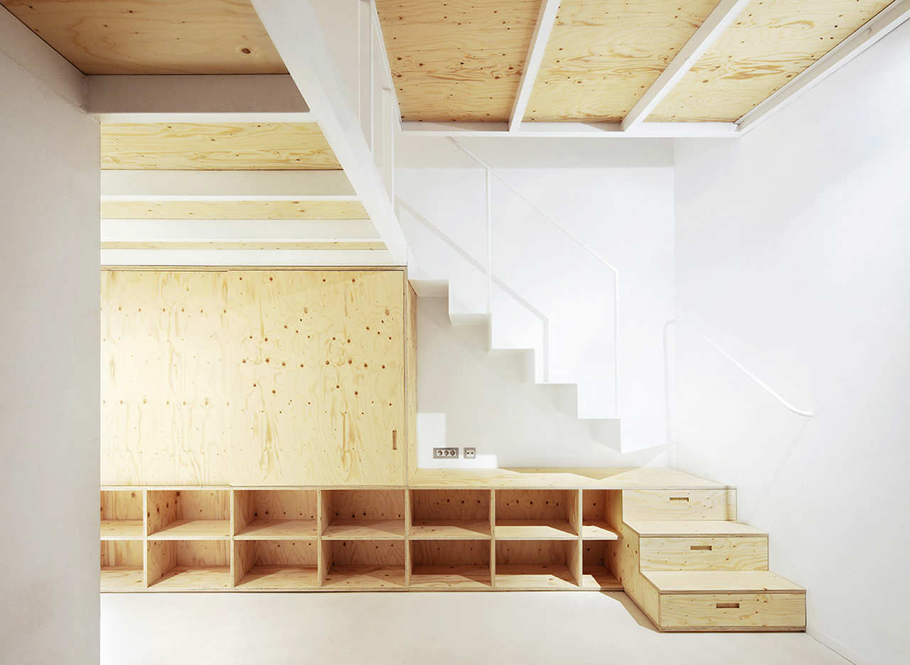 Housing in the Born Refurbishment / ARQUITECTURA-G, © José Hevia