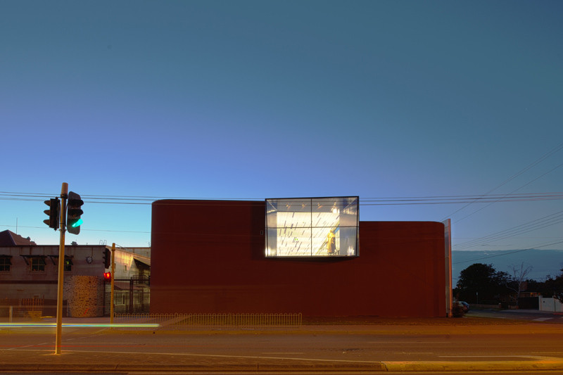 Sacred Heart College Senior School Marcellin Learning Centre / Tridente Architects, © Peter Fisher