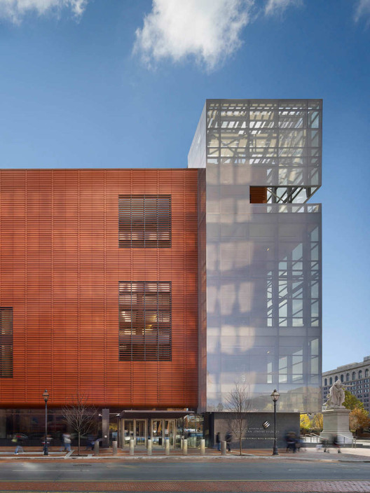 National Museum of American Jewish History / Ennead Architects, © Halkin Mason Photography