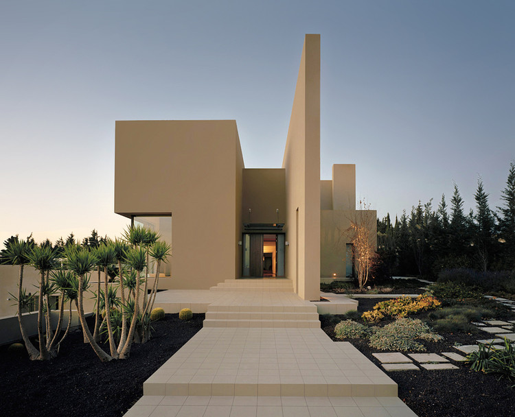 Abu Samra House / Symbiosis Designs LTD, © Arnaldo Genitrini