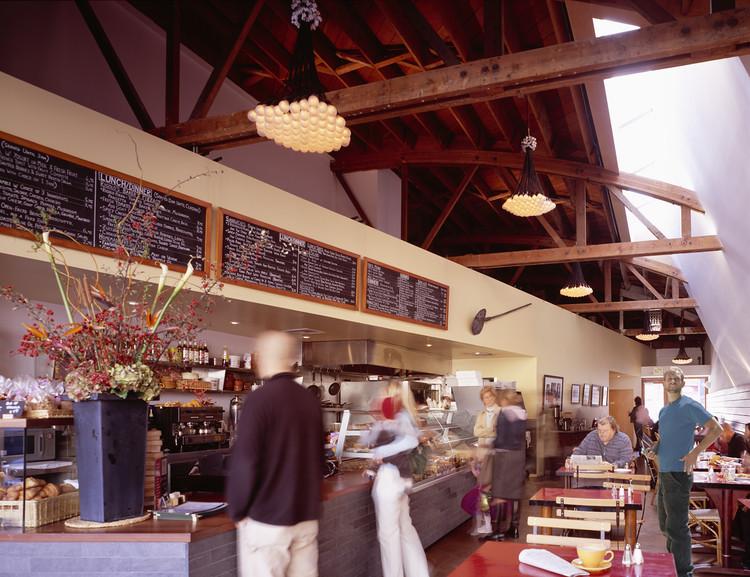 Rigolo Café / Terry & Terry Architecture, © Ethan Kaplan