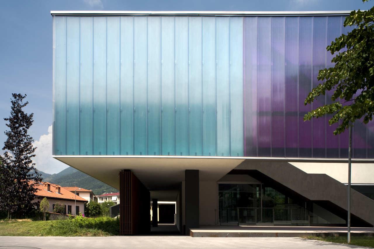 New Cultural Center in Ranica / DAP studio + Paola Giaconia, © Alessandra Bello