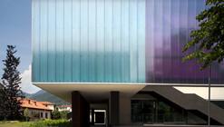 New Cultural Center in Ranica / DAP studio + Paola Giaconia